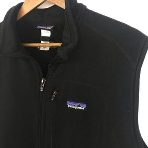 Patagonia Sweater Mens Zip-Up Vest Size XL